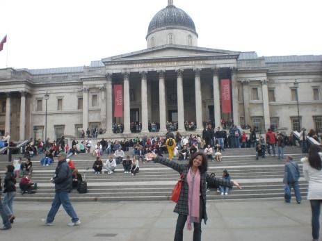 Happy in London