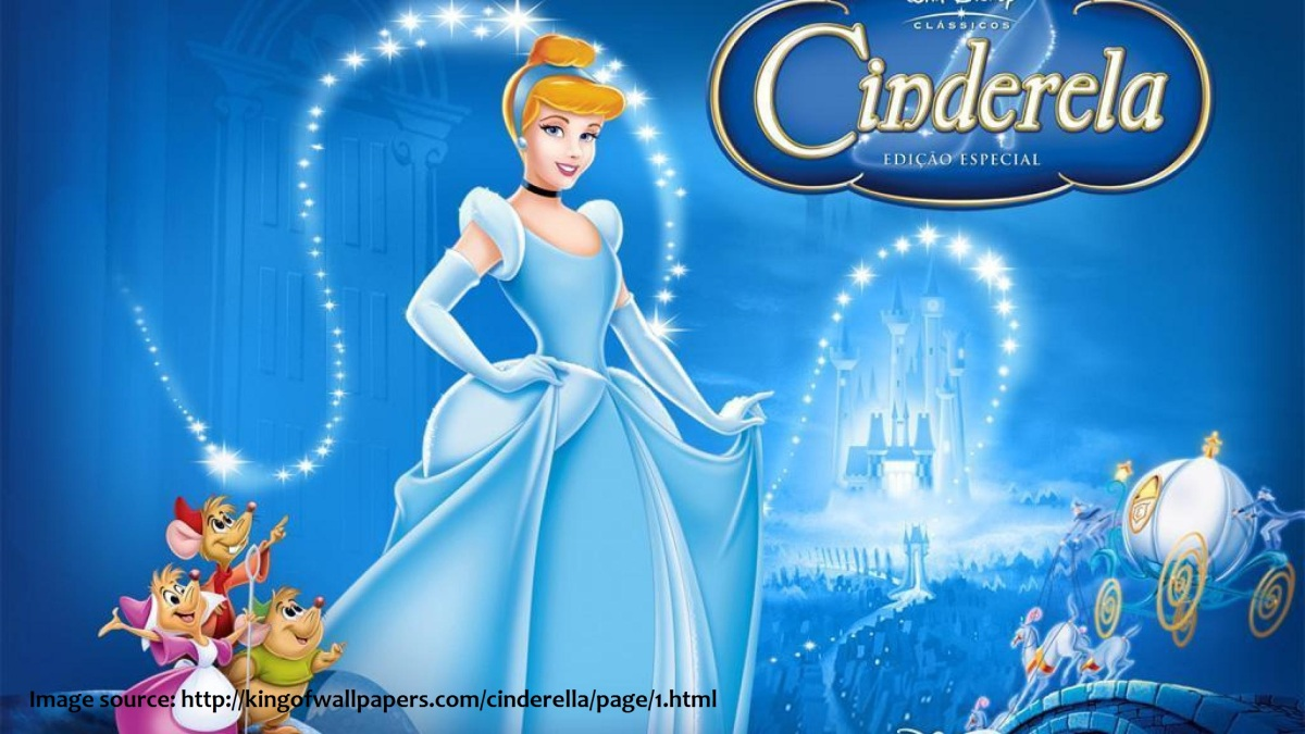 "Invitation: write your own ""Cinderella"" story!"