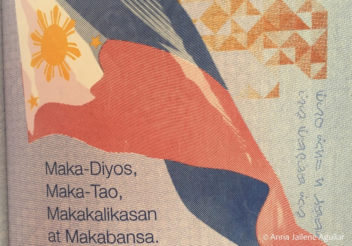 What it means to be Filipino