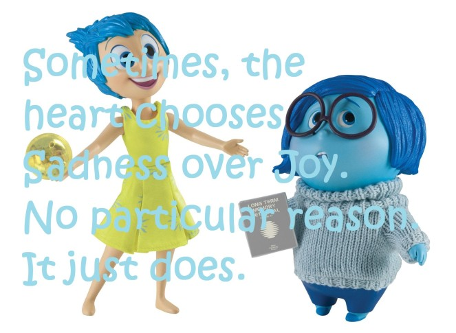 Joy & Sadness