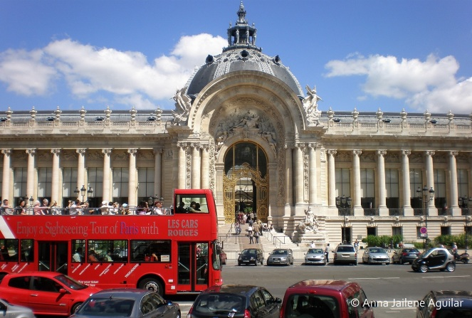 One day in Paris - City Tour Bus