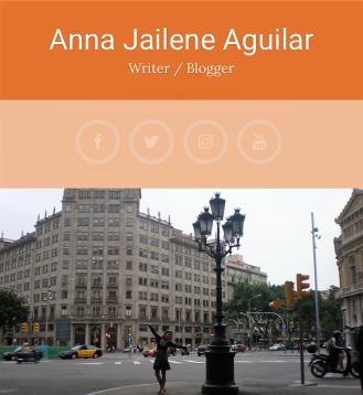 AJ Aguilar - Author Website