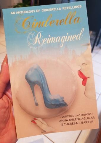 Cinderella Reimagined (front)