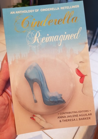 Cinderella Reimagined (front)