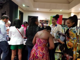 Authors, writers, book launches (2)