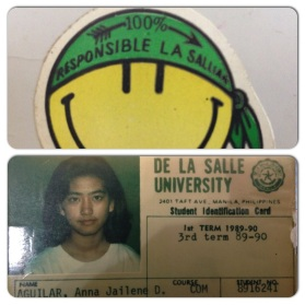 DLSU - In the beginning