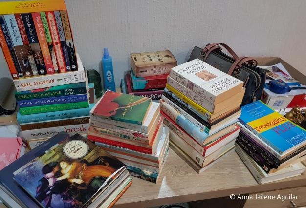 Books displaced (upload)