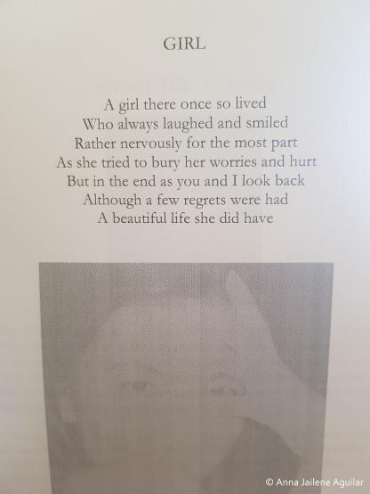 Girl (Poem)